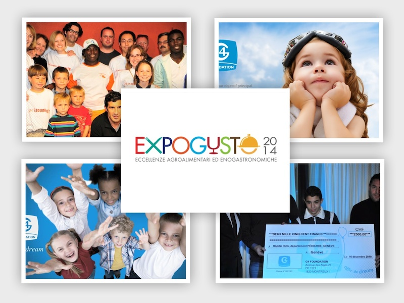 expogusto per G4 foundation 2